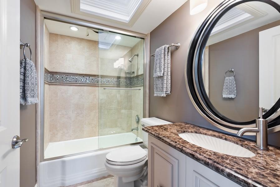 Real Estate Photography - 2100 S Ocean Drive, 7G, Ft Lauderdale, FL, 33316 - Bathroom