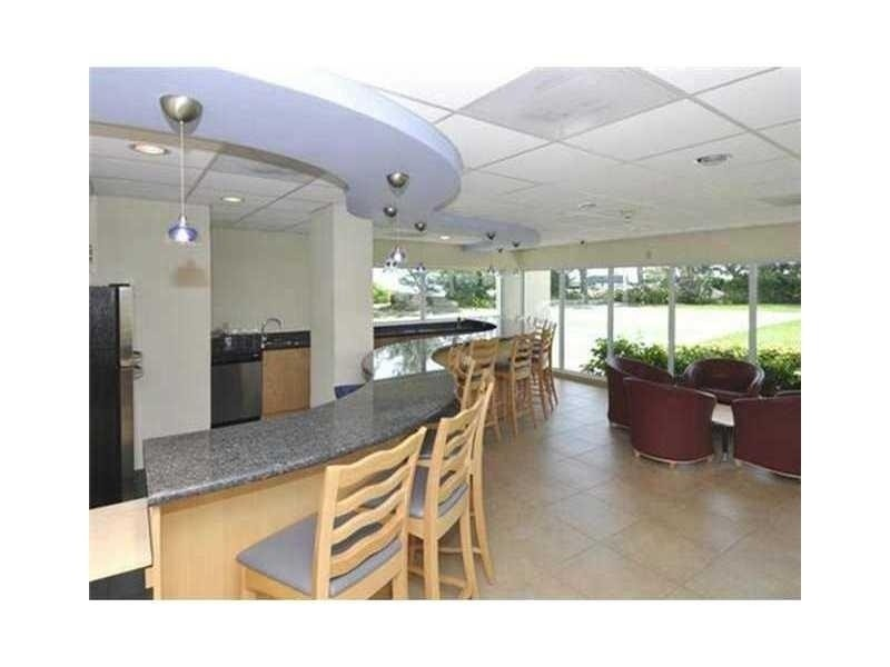 Real Estate Photography - 2100 S Ocean Drive, 7G, Ft Lauderdale, FL, 33316 - Party Room