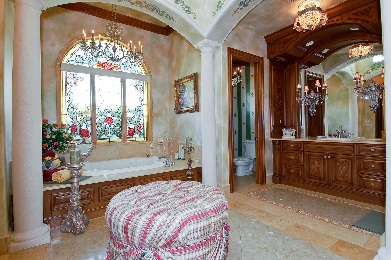 Real Estate Photography - 215 Royal Palm Way, Boca Raton, FL, 33432 - Master Bathroom