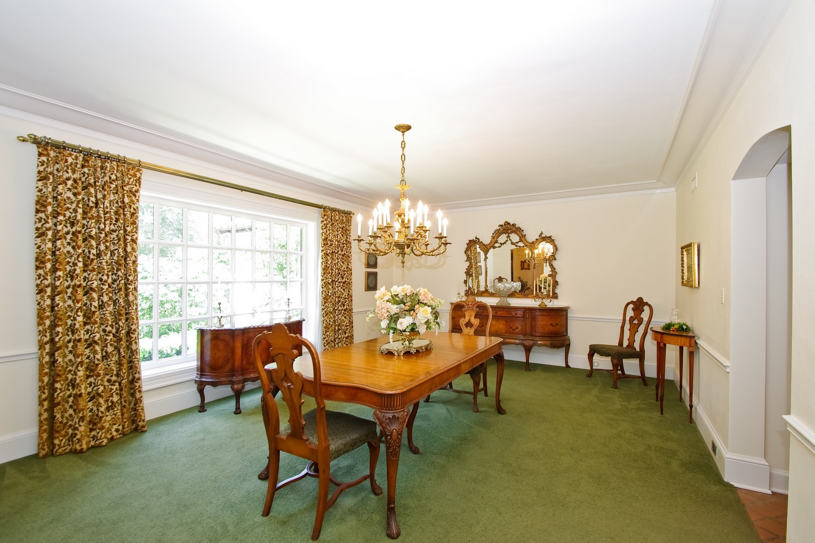 Real Estate Photography - 522 W 2nd Ave, Windermere, FL, 34786 - Dining Room