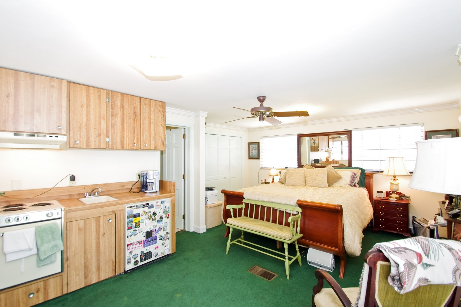 Real Estate Photography - 522 W 2nd Ave, Windermere, FL, 34786 - Guest House