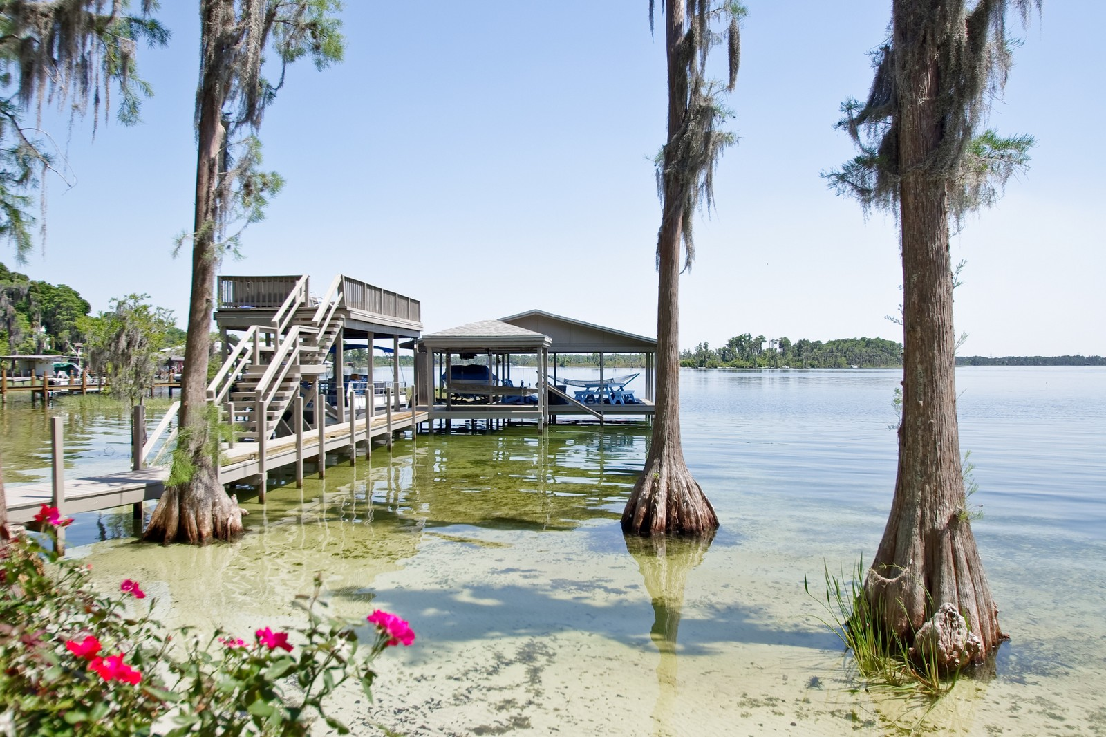 Real Estate Photography - 522 W 2nd Ave, Windermere, FL, 34786 - Boathouse