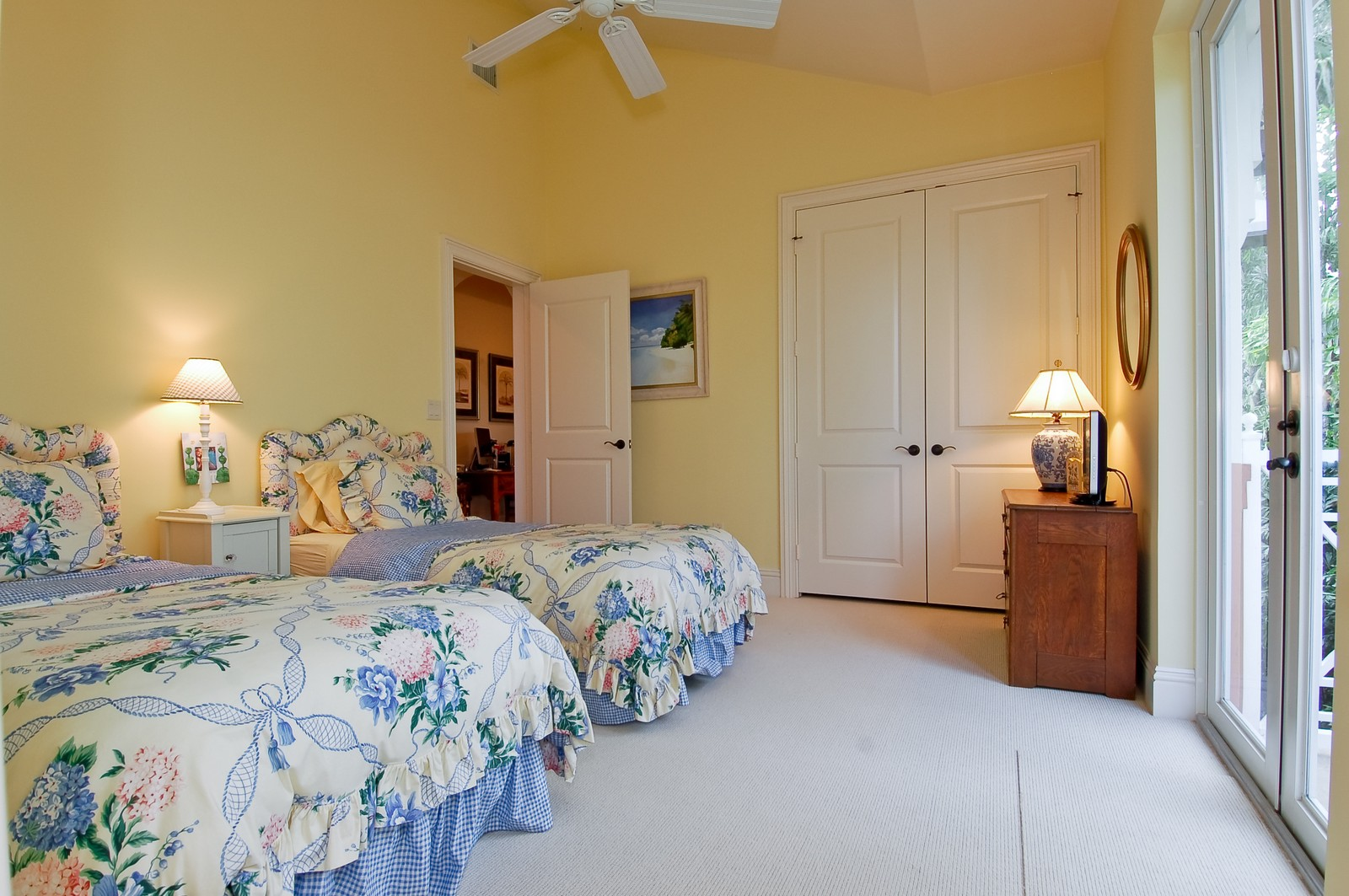 Real Estate Photography - 114 Venetian Dr, Delray Beach, FL, 33483 - 3rd Bedroom