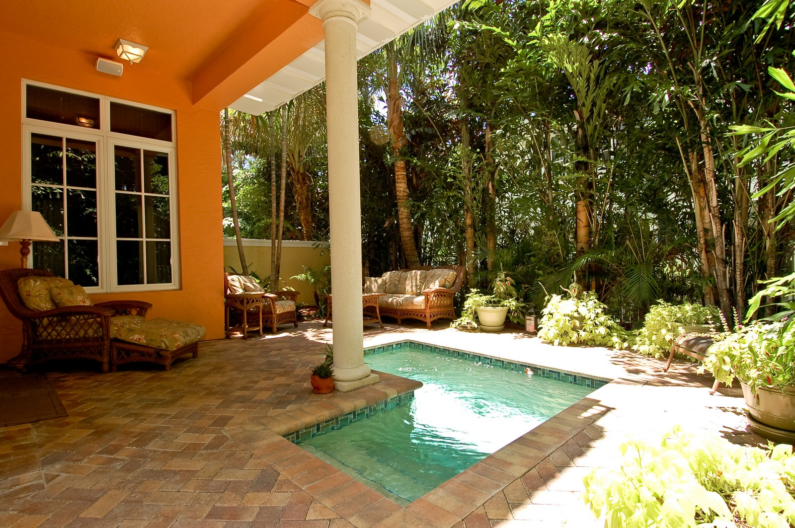 Real Estate Photography - 114 Venetian Dr, Delray Beach, FL, 33483 - Pool