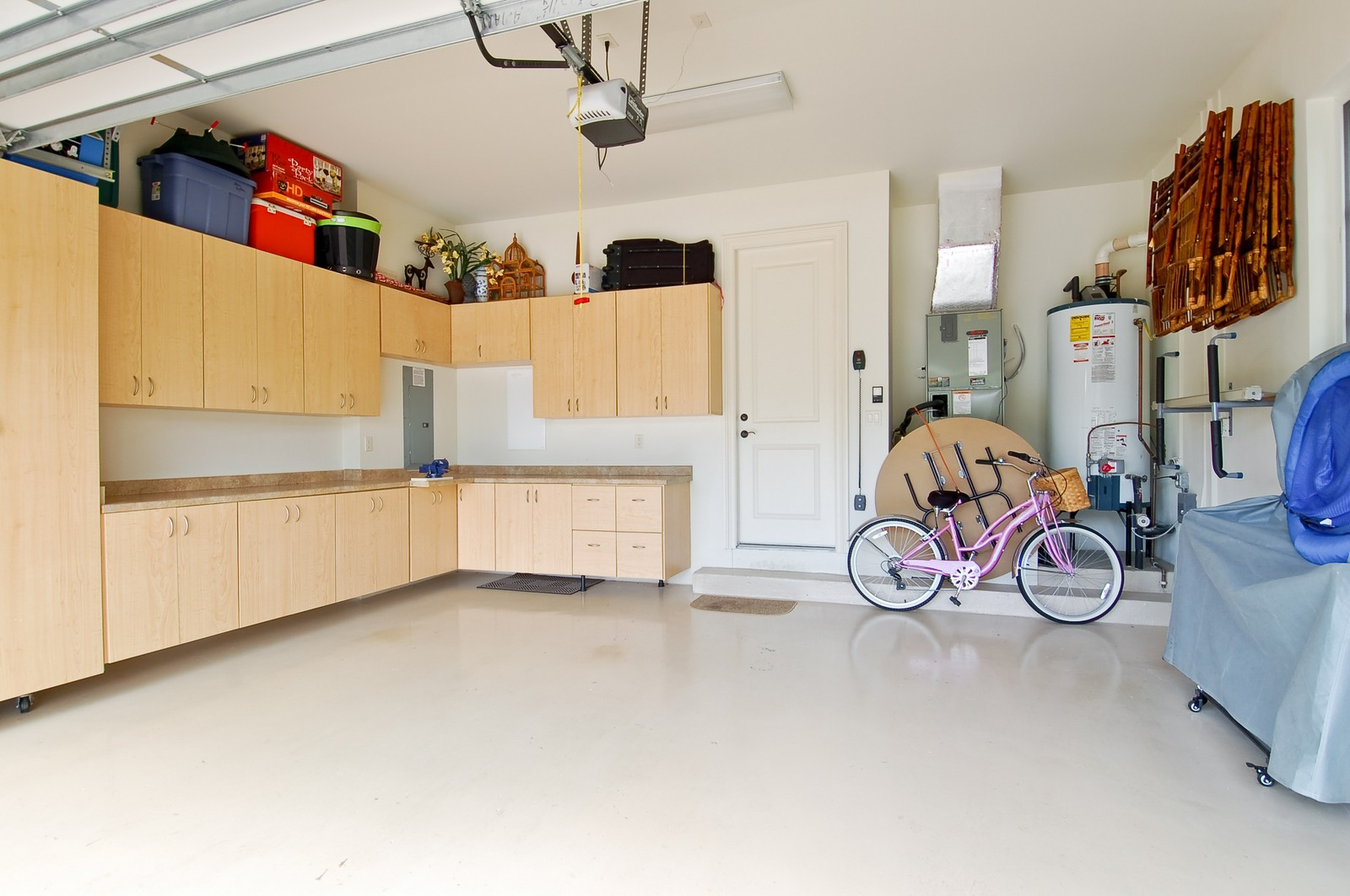 Real Estate Photography - 114 Venetian Dr, Delray Beach, FL, 33483 - Garage