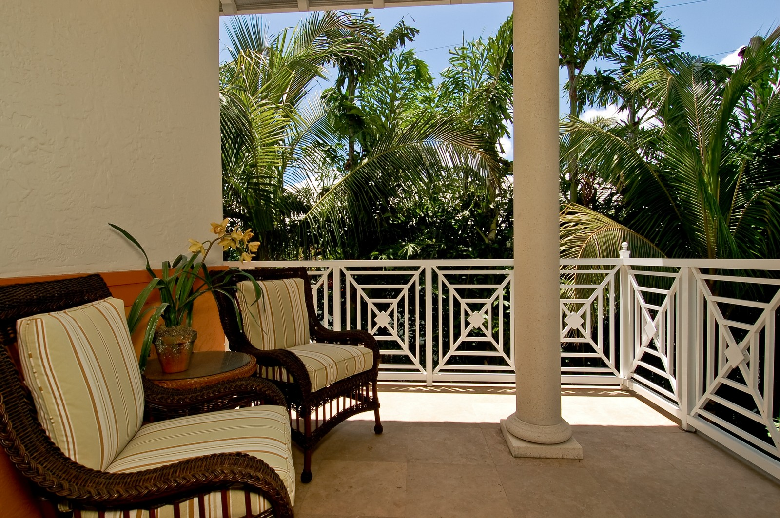 Real Estate Photography - 114 Venetian Dr, Delray Beach, FL, 33483 - Balcony