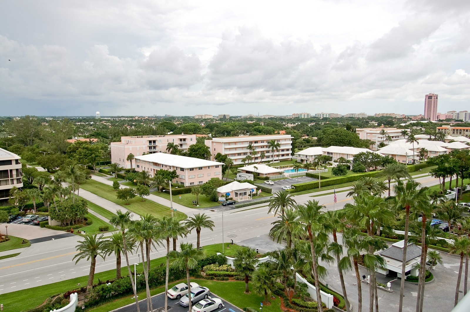 Real Estate Photography - 1500 S Ocean Blvd, Unit S903/4, Boca Raton, FL, 33432 - View