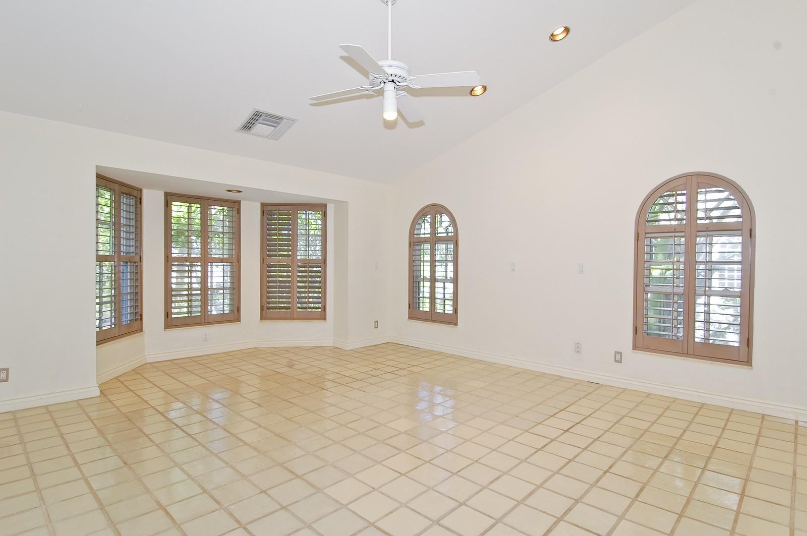 Real Estate Photography - 19566 NE 37 Ave, Aventura, FL, 33180 - Master Bedroom