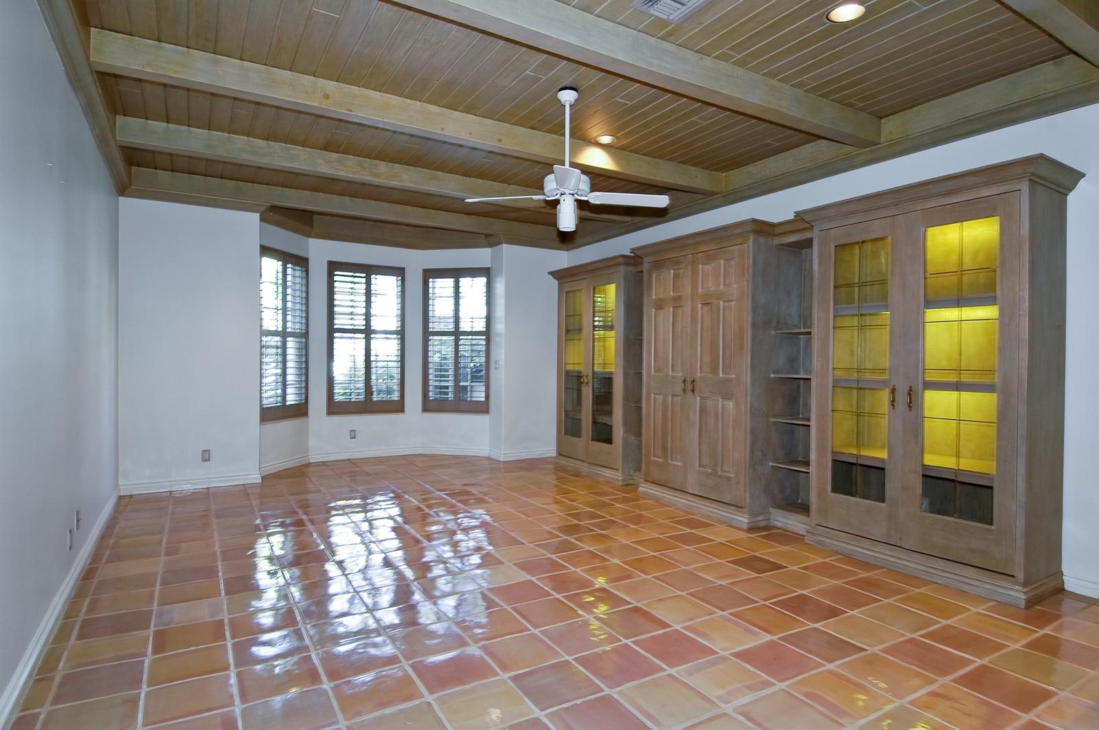 Real Estate Photography - 19566 NE 37 Ave, Aventura, FL, 33180 - Family Room
