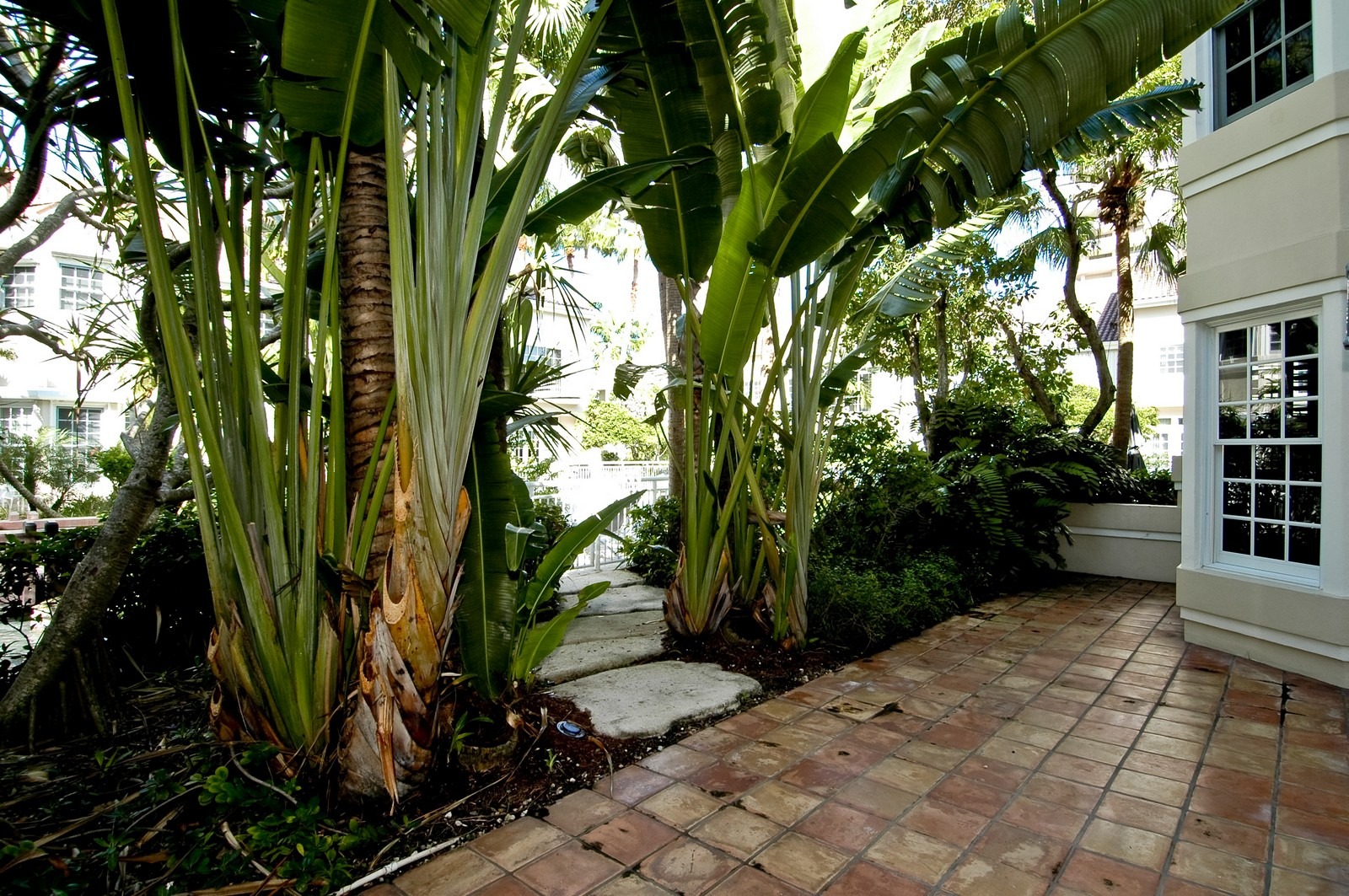 Real Estate Photography - 19566 NE 37 Ave, Aventura, FL, 33180 - Patio