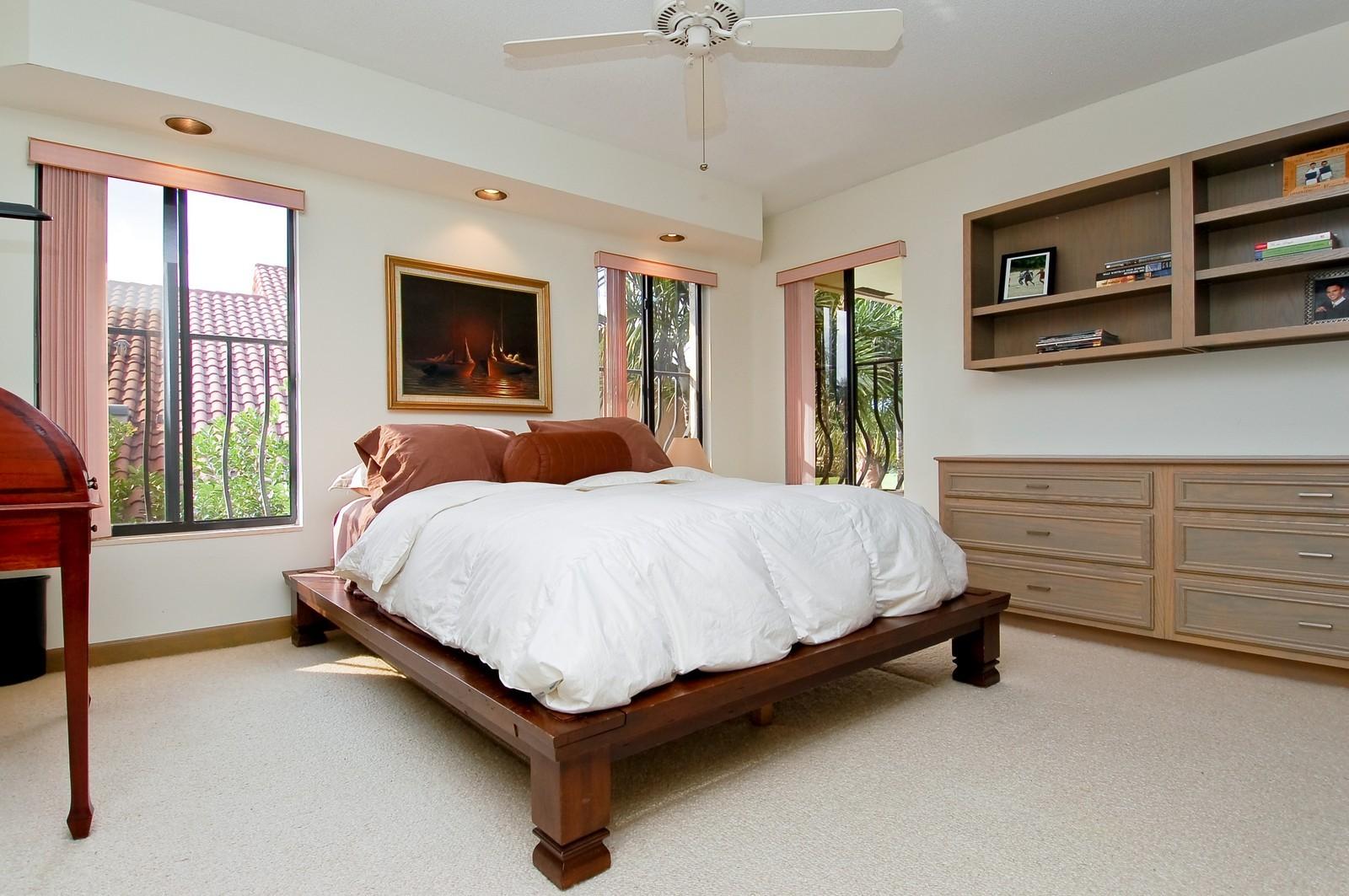 Real Estate Photography - 7339 Mandarin, Boca Raton, FL, 33433 - 2nd Bedroom