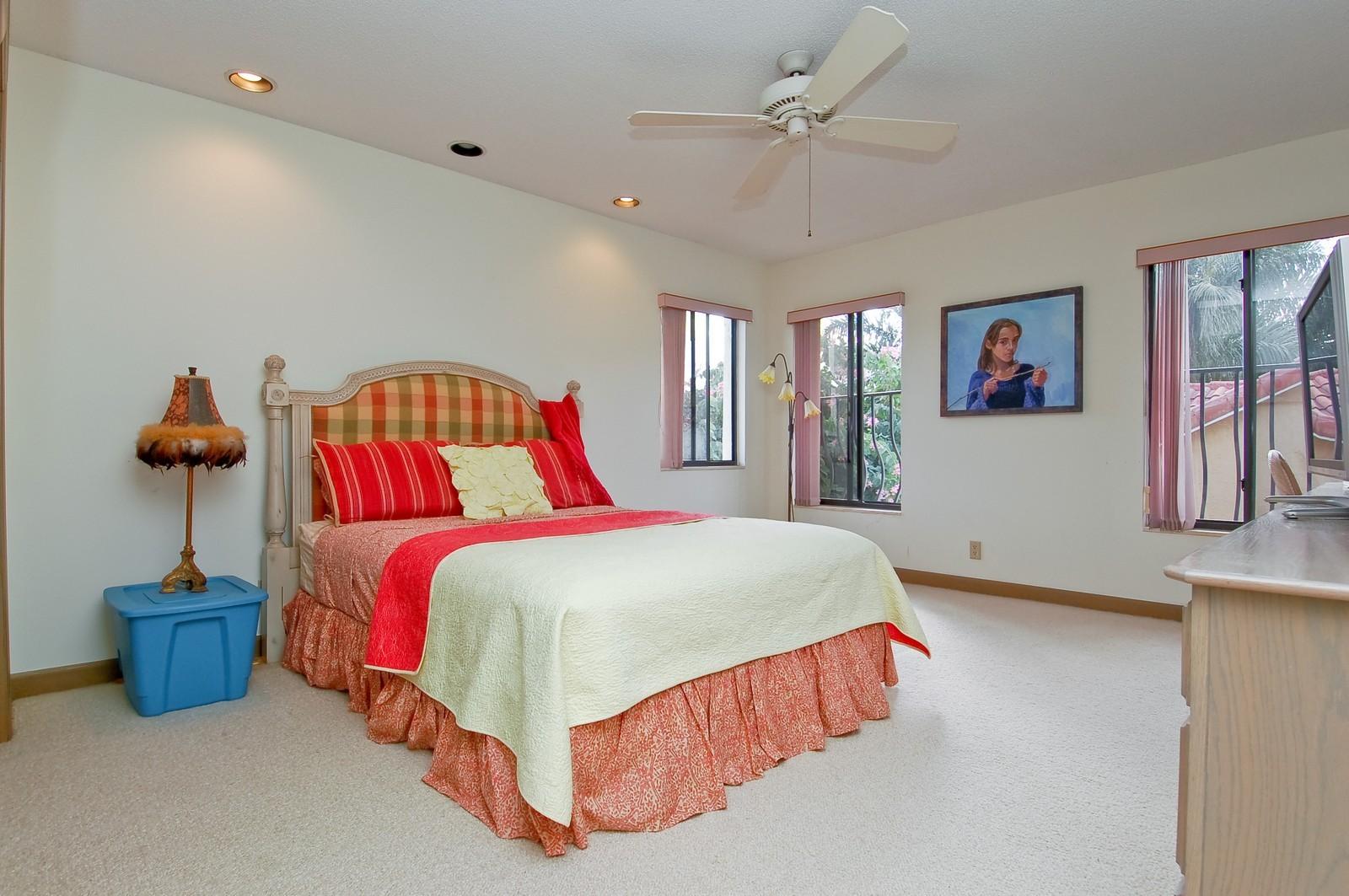 Real Estate Photography - 7339 Mandarin, Boca Raton, FL, 33433 - 3rd Bedroom