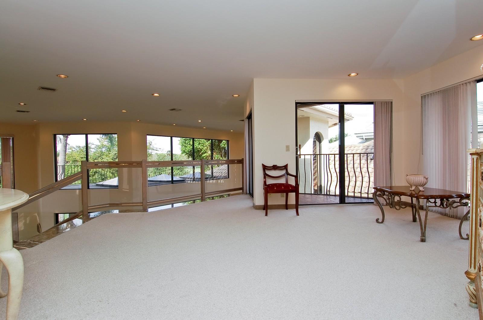 Real Estate Photography - 7339 Mandarin, Boca Raton, FL, 33433 - Loft