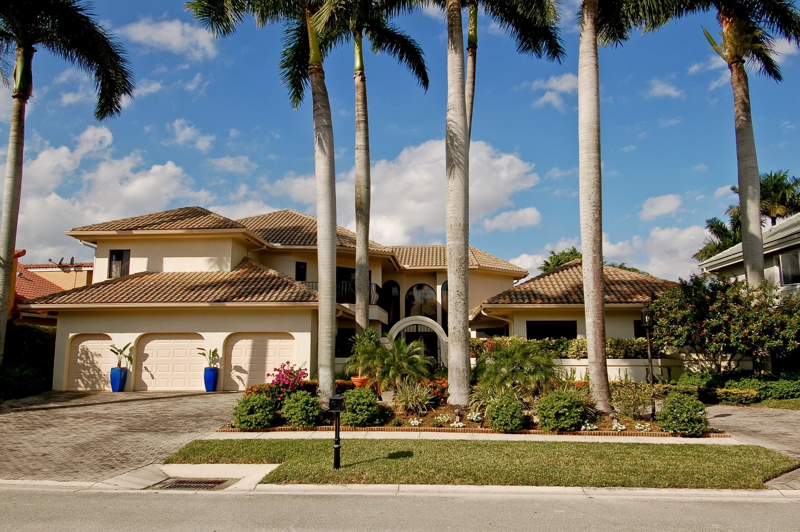 Real Estate Photography - 7339 Mandarin, Boca Raton, FL, 33433 - Front View