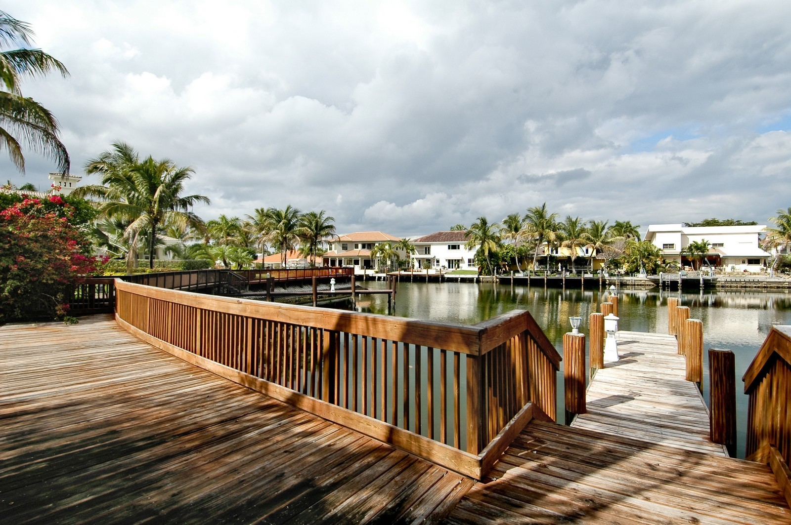 Real Estate Photography - 1081 Habor, Hollywood, FL, 33019 - Deck