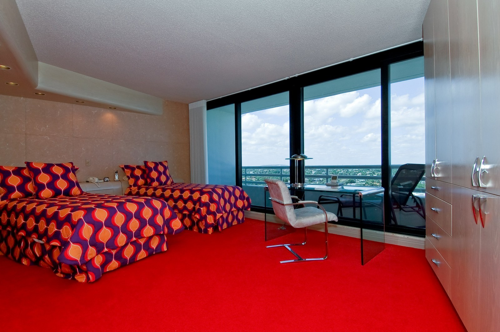 Real Estate Photography - 1500 S Ocean, Unit S-1101, Boca Raton, FL, 33432 - 2nd Bedroom