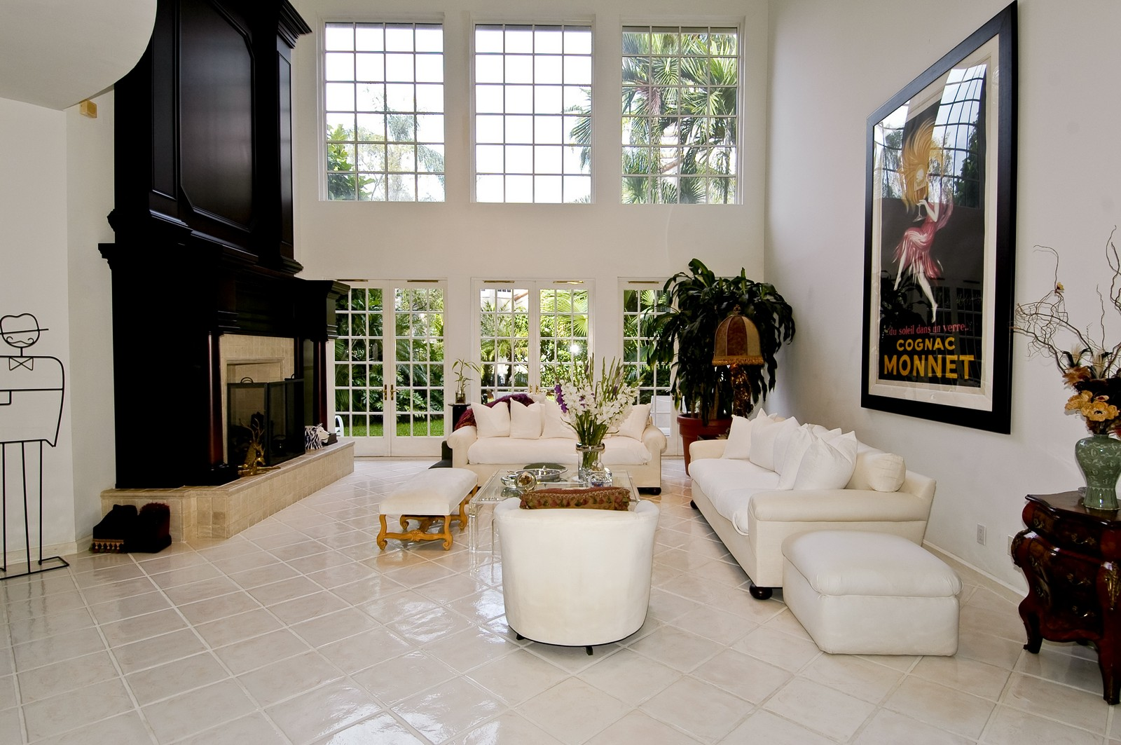 Real Estate Photography - 3685 NE 195 Ter, Aventura, FL, 33180 - Living Room