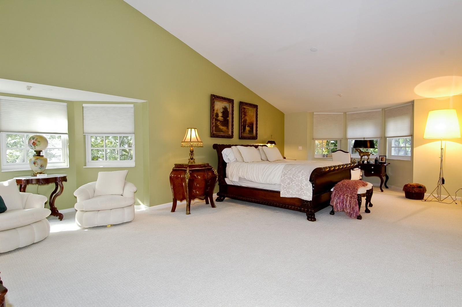 Real Estate Photography - 3685 NE 195 Ter, Aventura, FL, 33180 - Master Bedroom