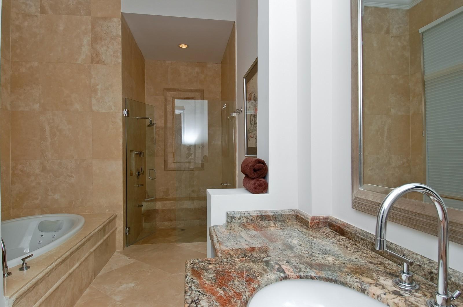 Real Estate Photography - 7478 Valencia Dr, Boca Raton, FL, 33433 - Master Bathroom