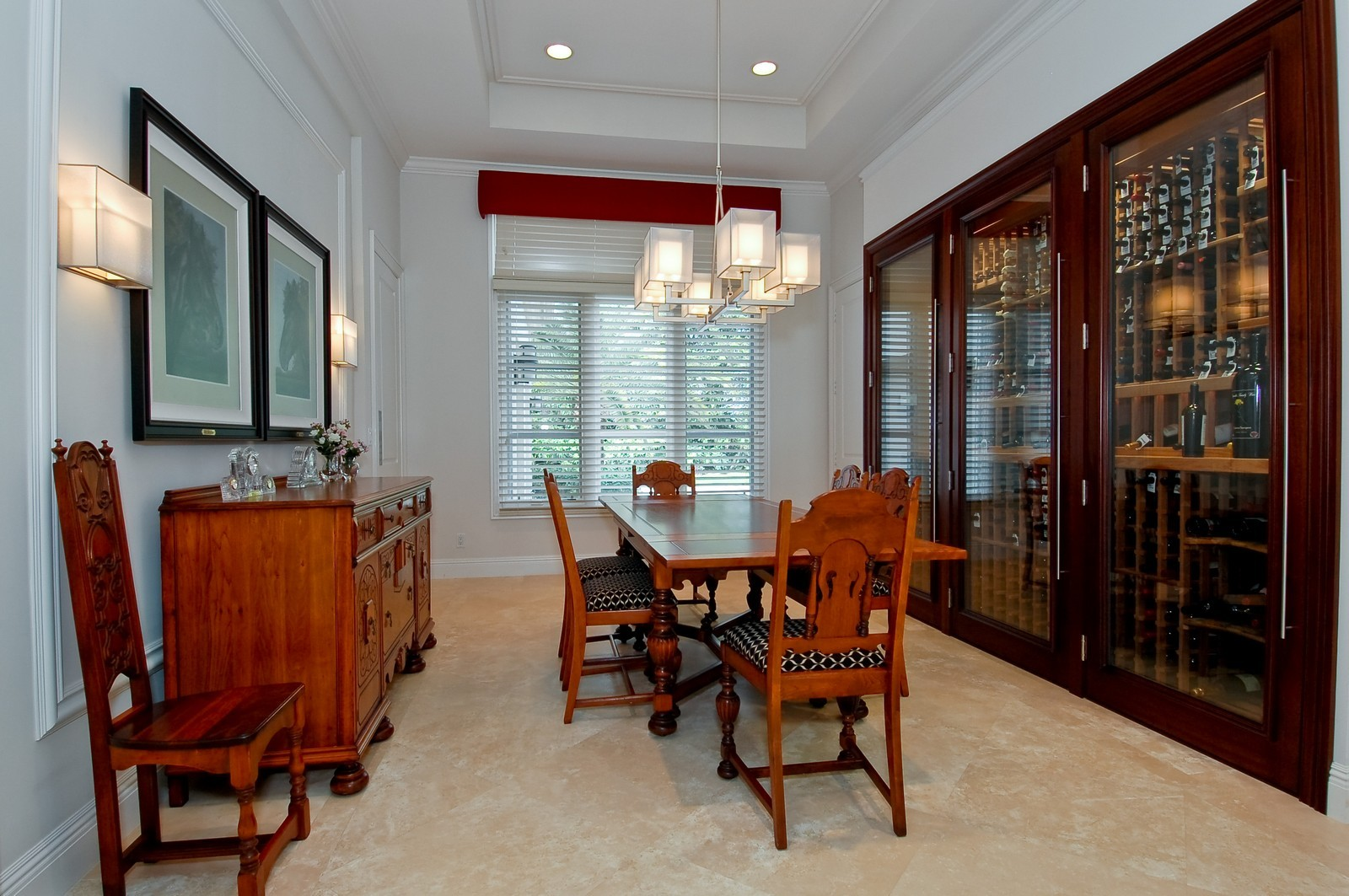 Real Estate Photography - 7478 Valencia Dr, Boca Raton, FL, 33433 - Dining Room