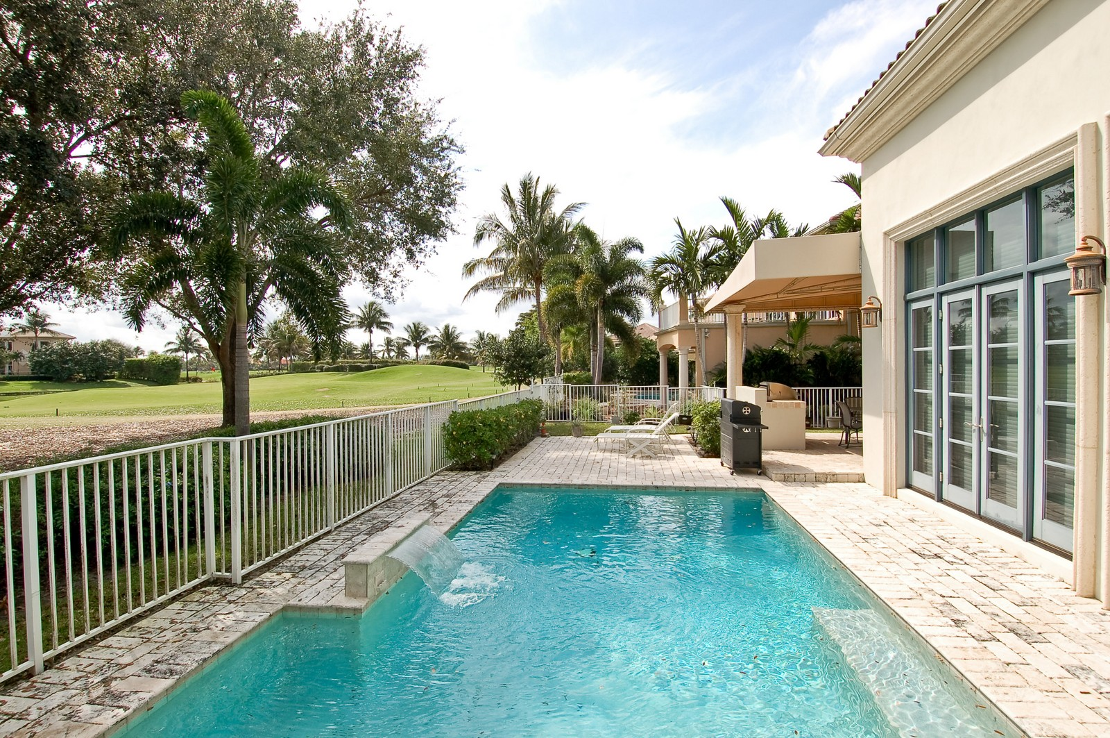 Real Estate Photography - 7478 Valencia Dr, Boca Raton, FL, 33433 - Pool