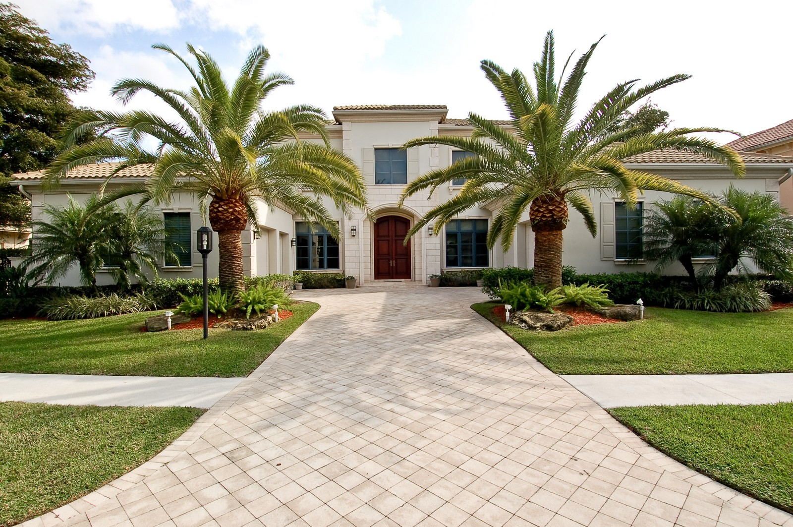 Real Estate Photography - 7478 Valencia Dr, Boca Raton, FL, 33433 - Front View
