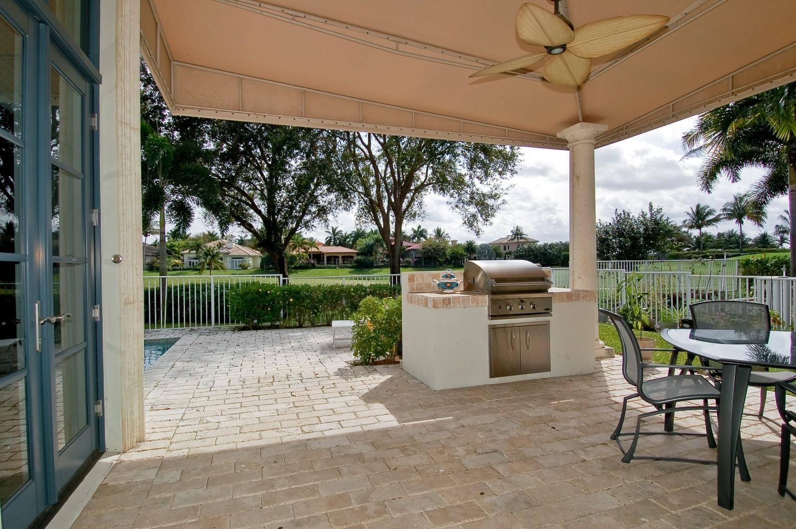 Real Estate Photography - 7478 Valencia Dr, Boca Raton, FL, 33433 - Loggia
