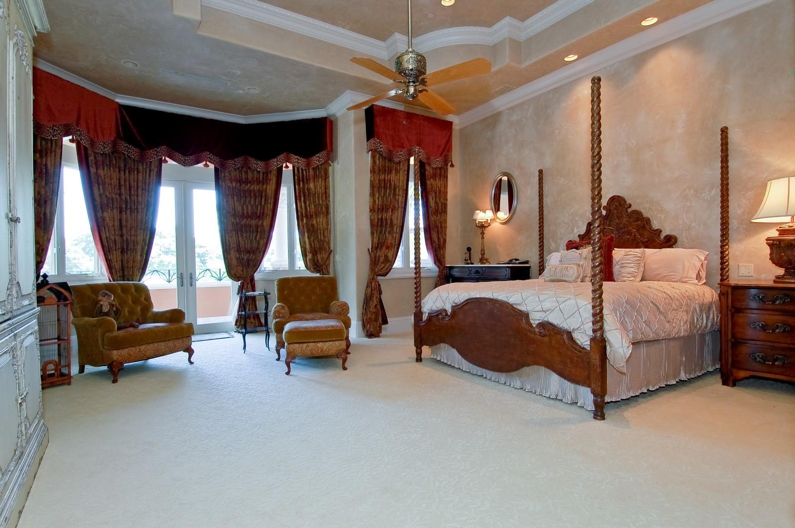 Real Estate Photography - 355 Mizner Lake Dr, Boca Raton, FL, 33432 - Master Bedroom