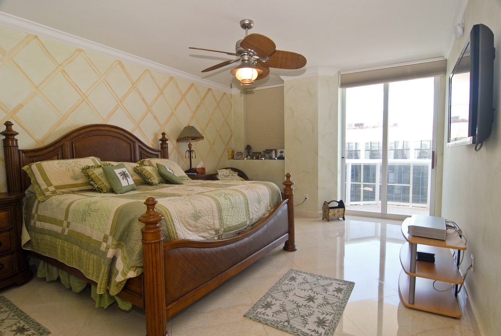 Real Estate Photography - 4779 Collins Ave, Unit 1901, Miami Beach, FL, 33140 - Master Bedroom