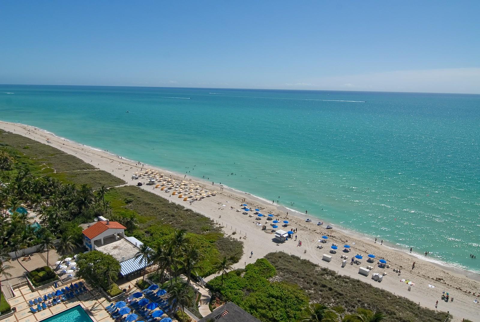 Real Estate Photography - 4779 Collins Ave, Unit 1901, Miami Beach, FL, 33140 - Beach