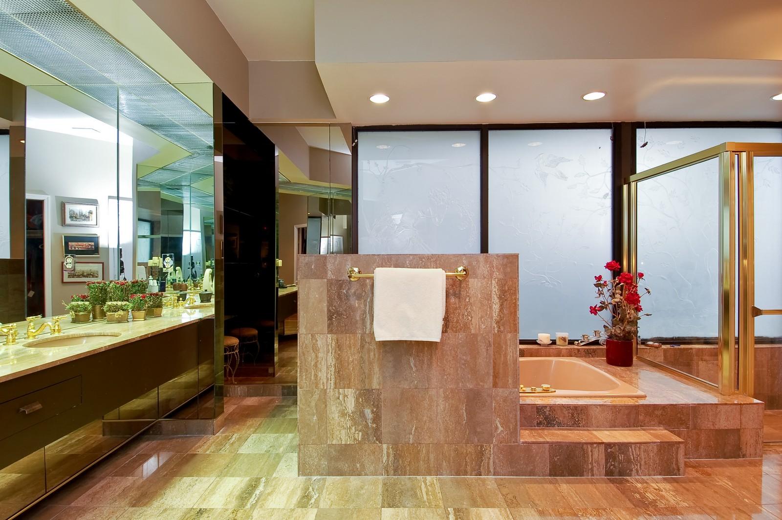 Real Estate Photography - 4798 Sanctuary Ln, Boca Raton, FL, 33431 - Master Bathroom