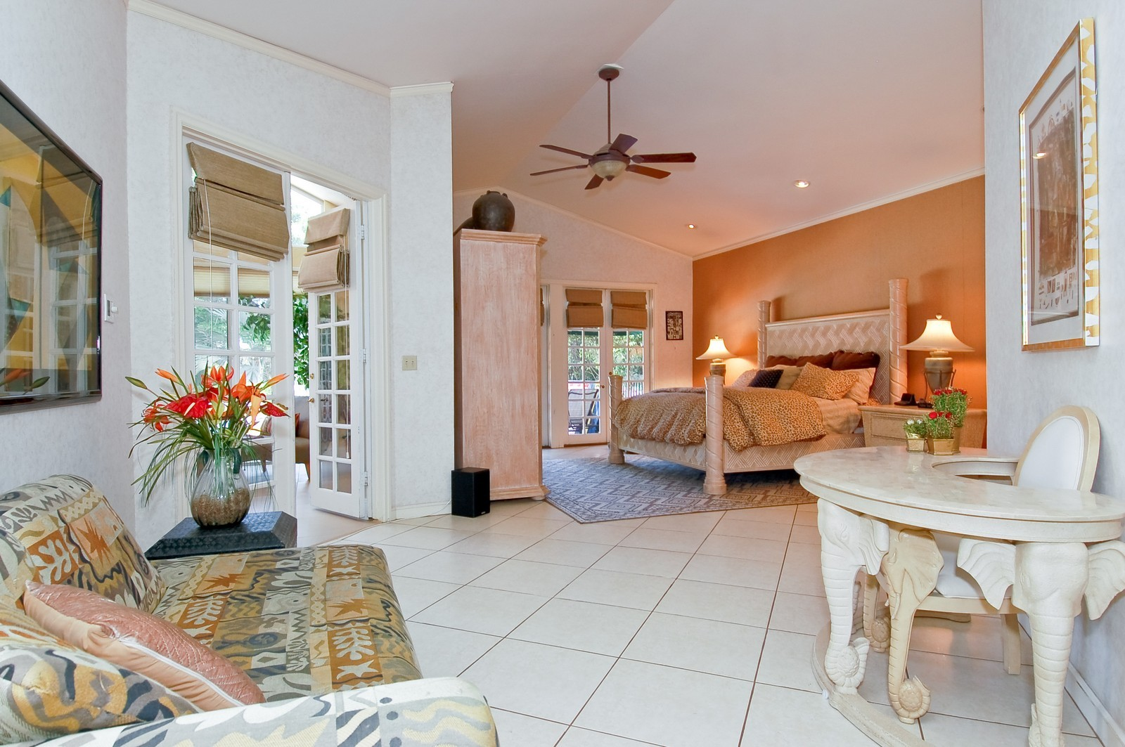 Real Estate Photography - 4798 Sanctuary Ln, Boca Raton, FL, 33431 - Master Bedroom