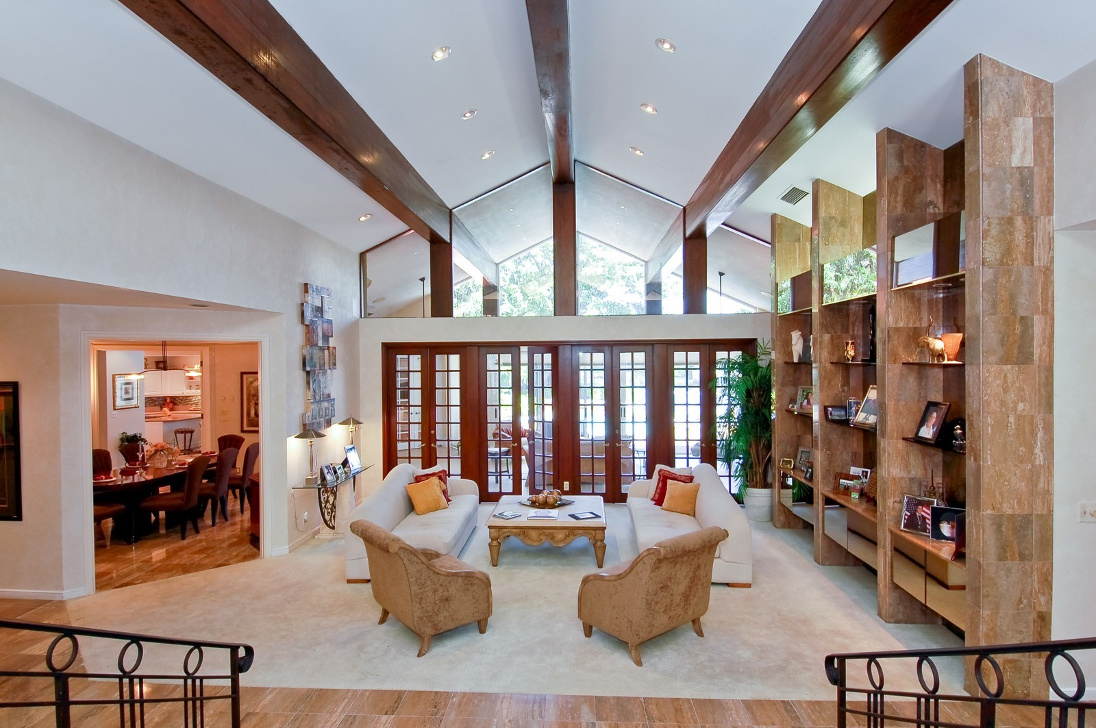 Real Estate Photography - 4798 Sanctuary Ln, Boca Raton, FL, 33431 - Living Room