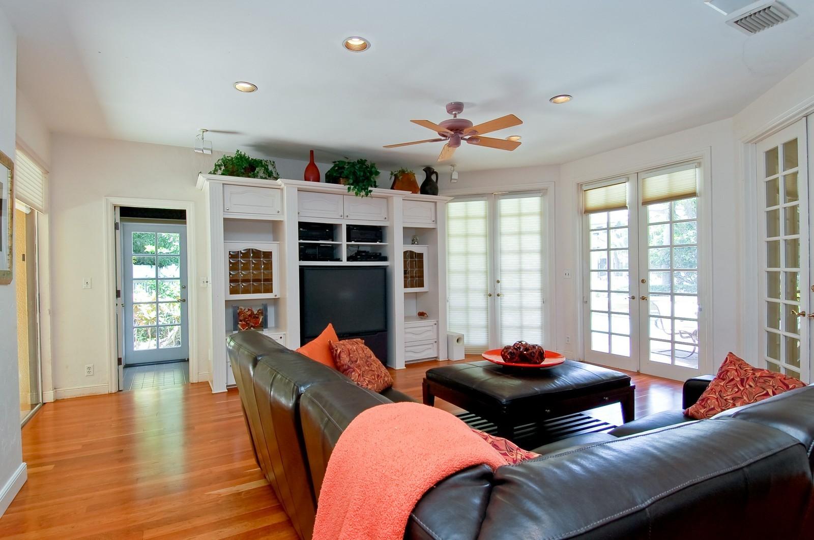 Real Estate Photography - 4798 Sanctuary Ln, Boca Raton, FL, 33431 - Family Room