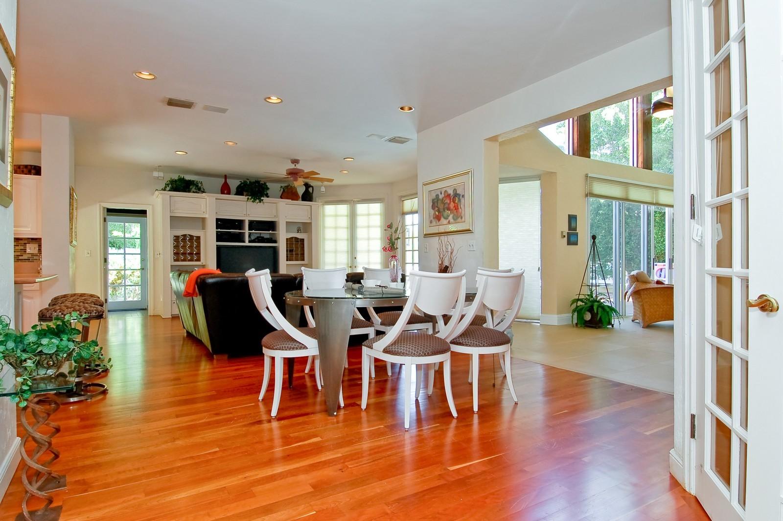 Real Estate Photography - 4798 Sanctuary Ln, Boca Raton, FL, 33431 - Breakfast Area