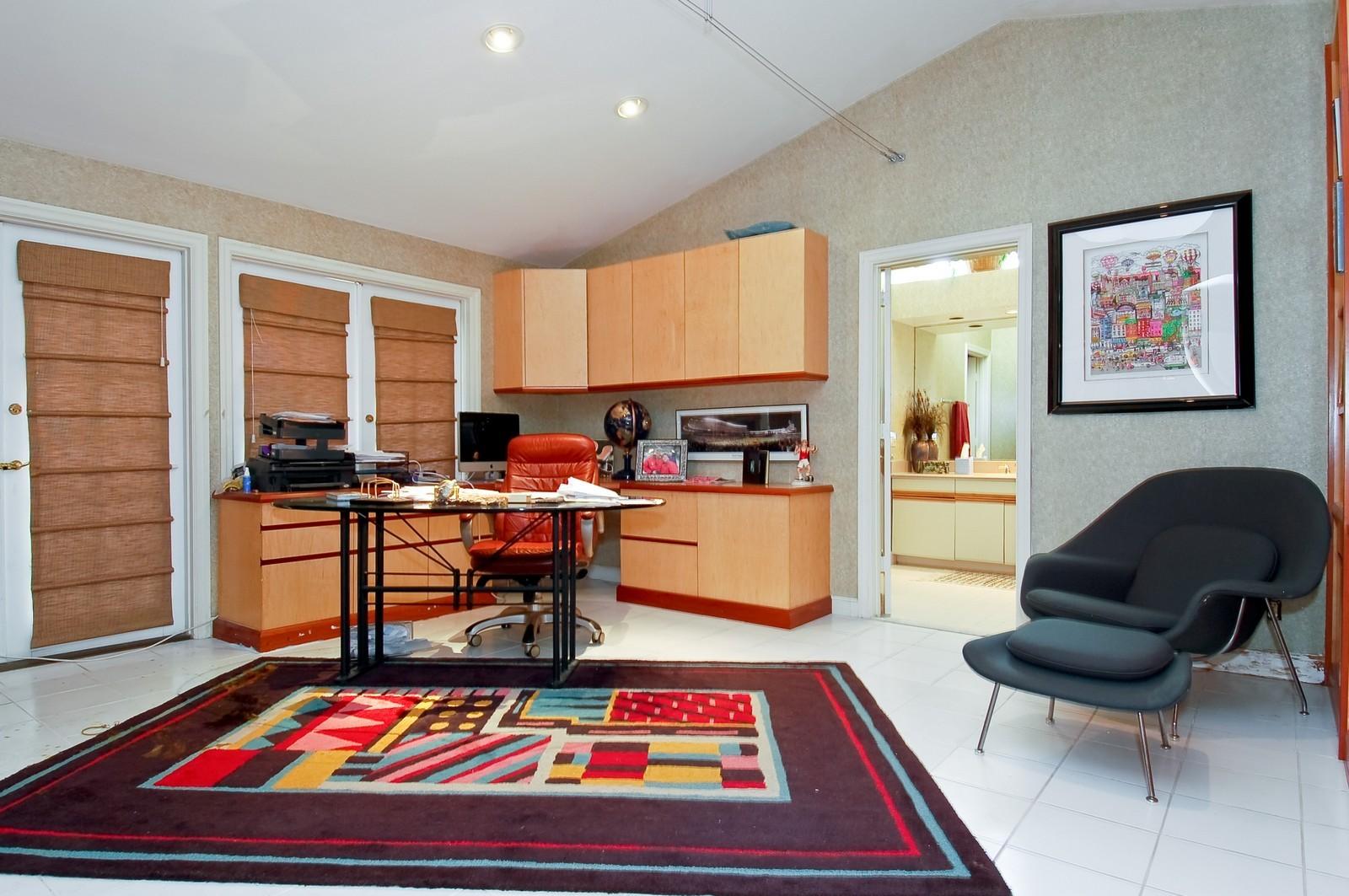 Real Estate Photography - 4798 Sanctuary Ln, Boca Raton, FL, 33431 - Office
