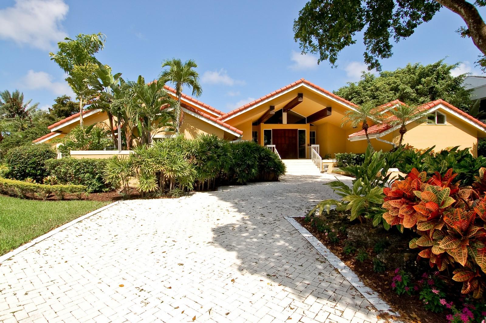 Real Estate Photography - 4798 Sanctuary Ln, Boca Raton, FL, 33431 - Front View