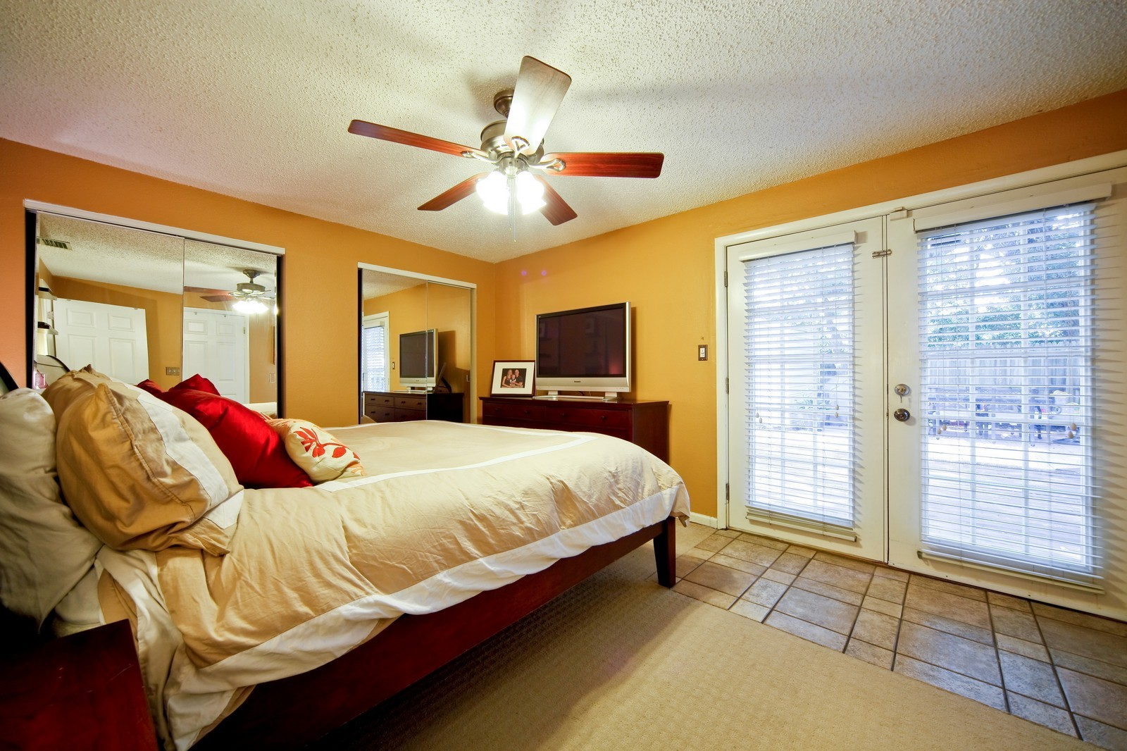 Real Estate Photography - 4603 W Kensington Ave, Tampa, FL, 33629 - Master Bedroom