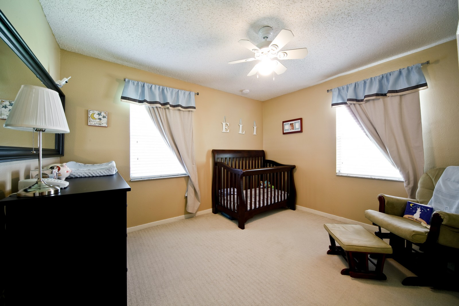 Real Estate Photography - 4603 W Kensington Ave, Tampa, FL, 33629 - 2nd Bedroom