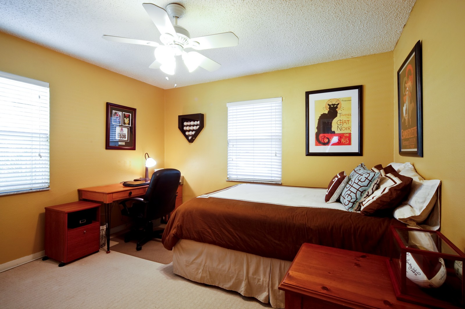 Real Estate Photography - 4603 W Kensington Ave, Tampa, FL, 33629 - 3rd Bedroom