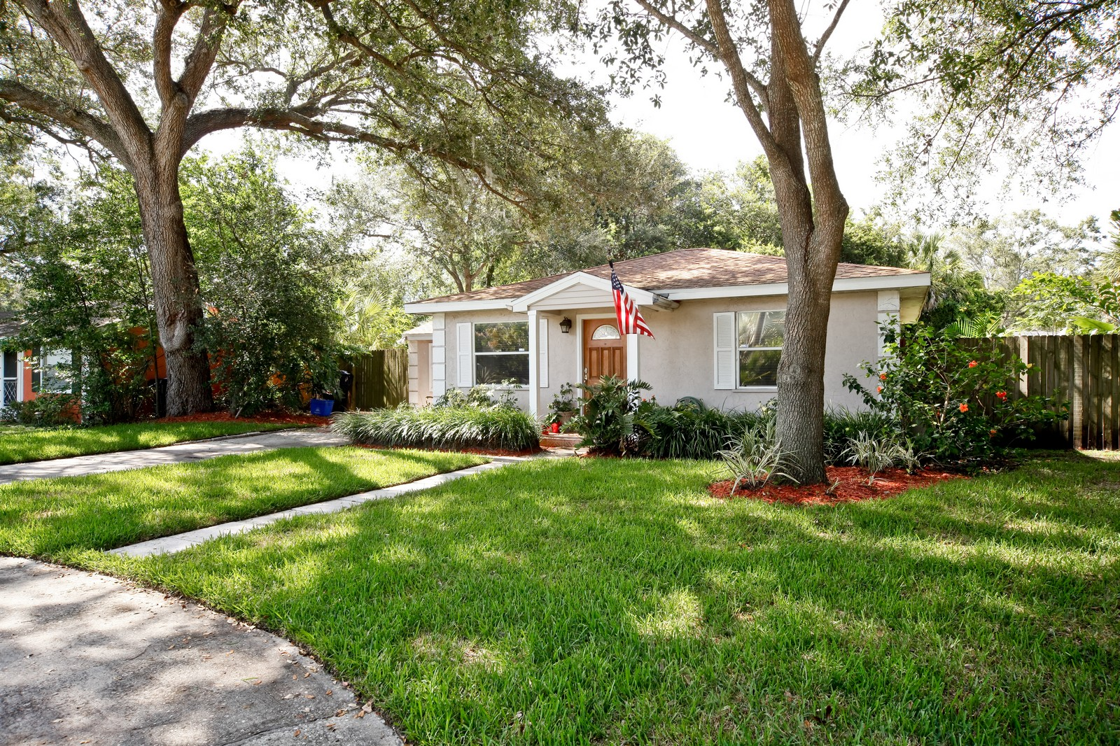Real Estate Photography - 4603 W Kensington Ave, Tampa, FL, 33629 - Front View