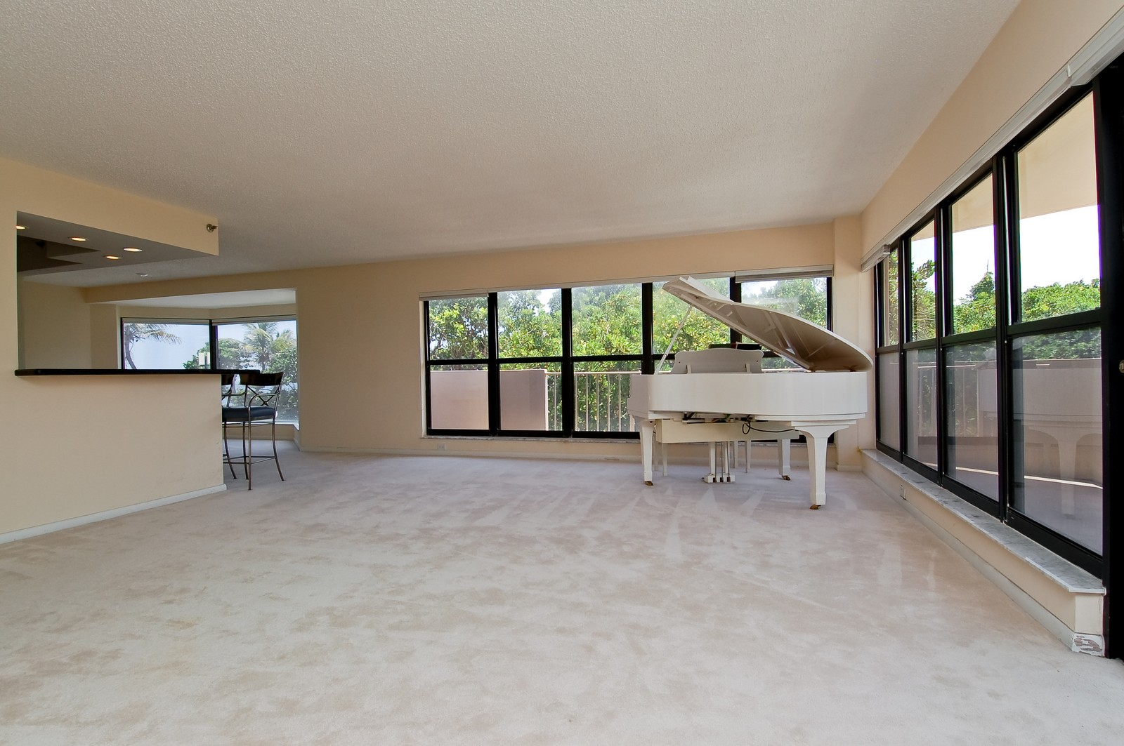 Real Estate Photography - 4605 S Ocean Blvd, Unit 3B, Highland Beach, FL, 33487 - Location 1