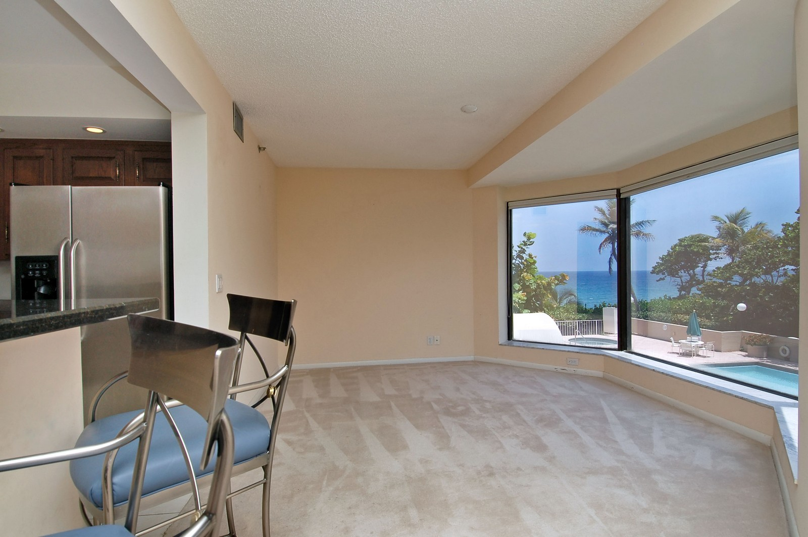 Real Estate Photography - 4605 S Ocean Blvd, Unit 3B, Highland Beach, FL, 33487 - Location 3