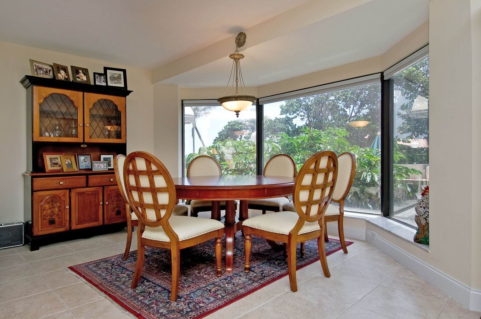 Real Estate Photography - 4605 S Ocean Blvd, Unit 3B, Highland Beach, FL, 33487 - Dining Area