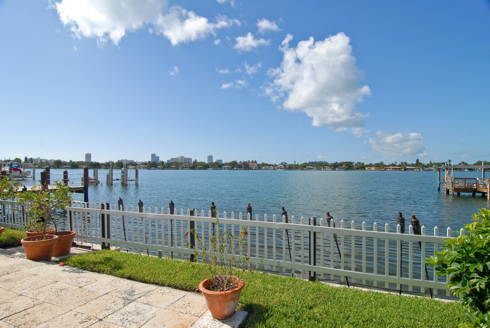 Real Estate Photography - 1320 Still Water Dr, Miami, FL, 33141 - Bay View