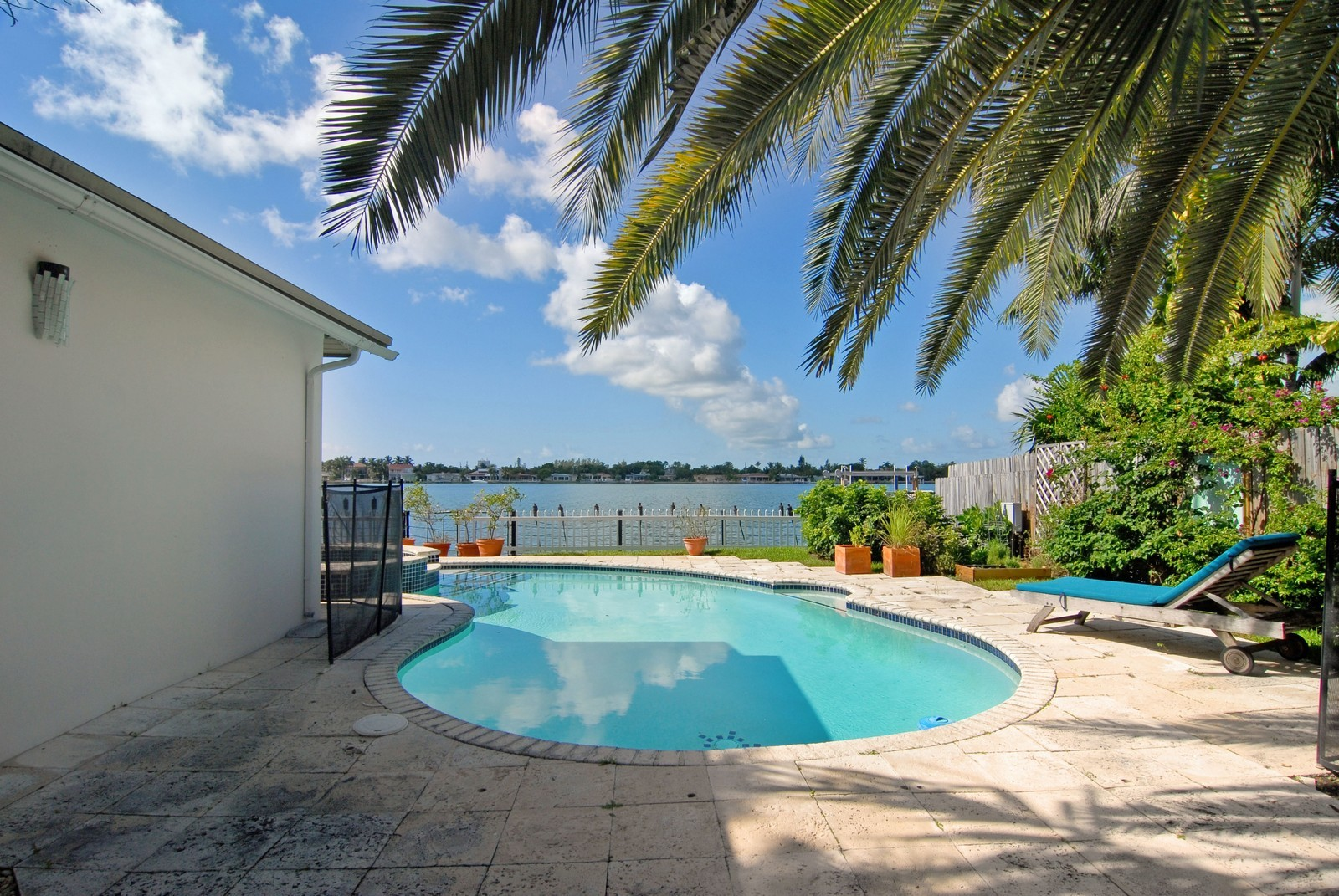 Real Estate Photography - 1320 Still Water Dr, Miami, FL, 33141 - Pool