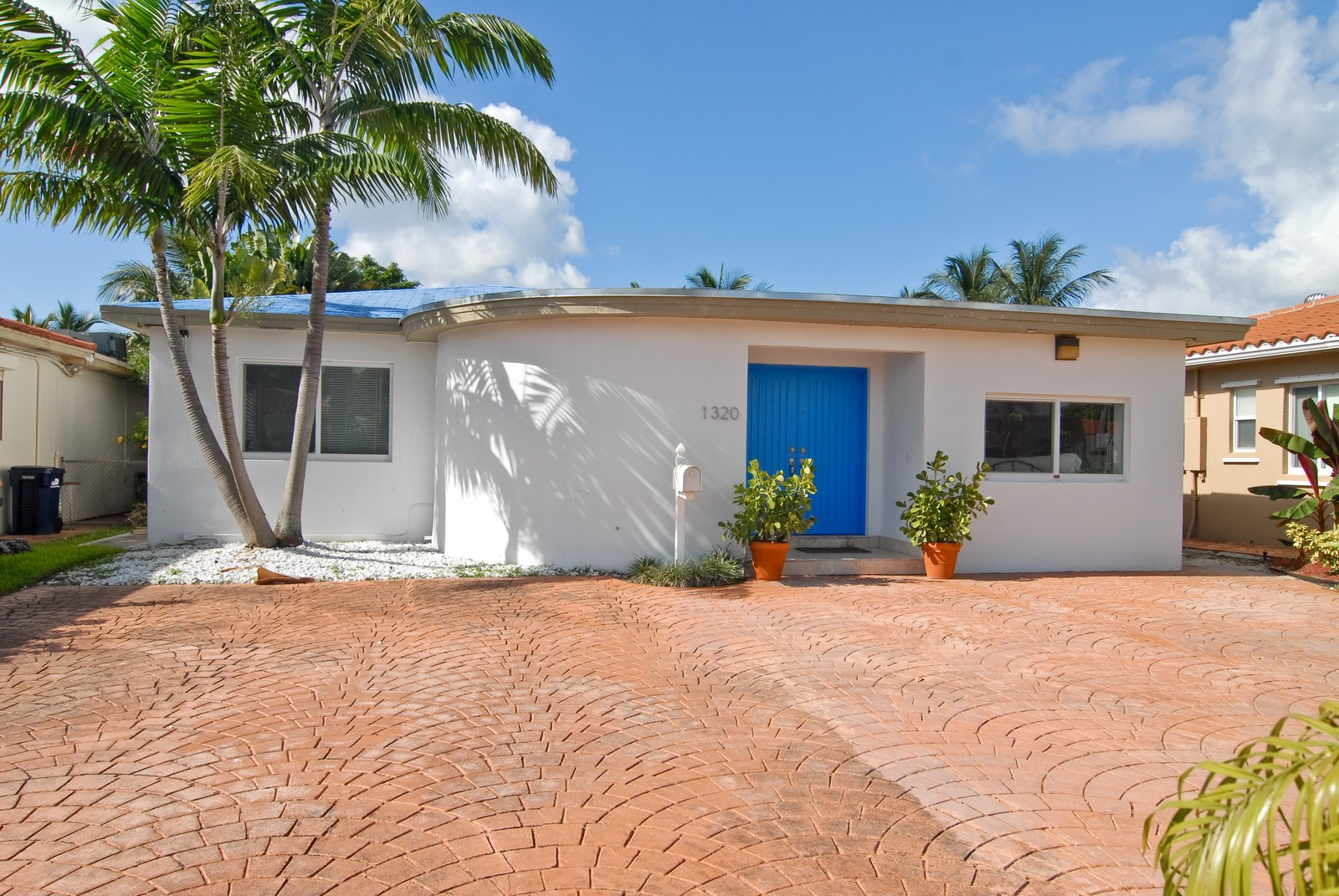 Real Estate Photography - 1320 Still Water Dr, Miami, FL, 33141 - Front View