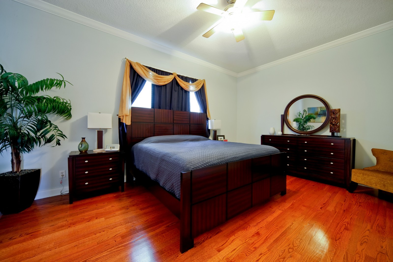 Real Estate Photography - 3812 El Prado Blvd, Tampa, FL, 33629 - Master Bedroom