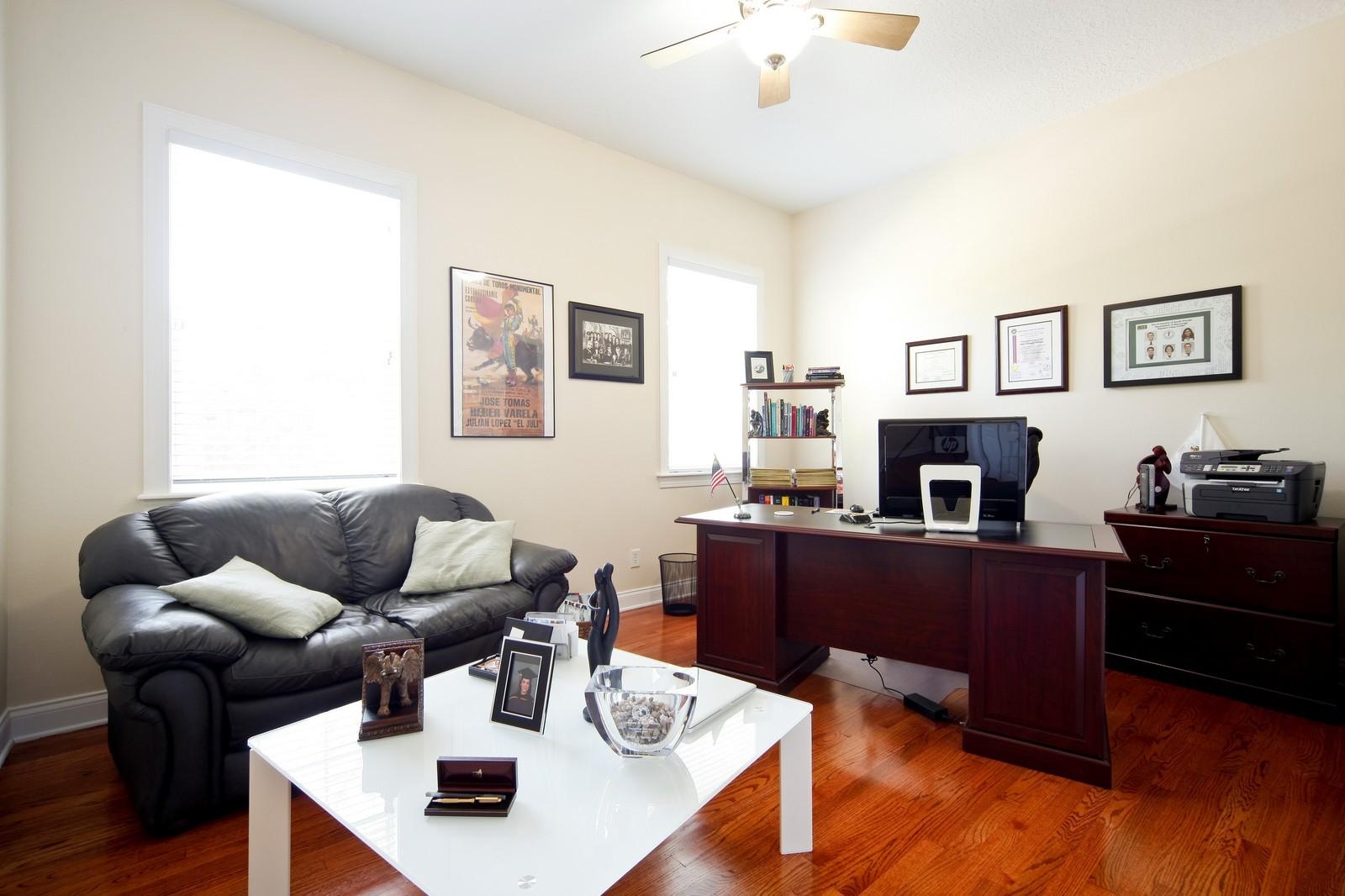Real Estate Photography - 3812 El Prado Blvd, Tampa, FL, 33629 - 2nd Bedroom