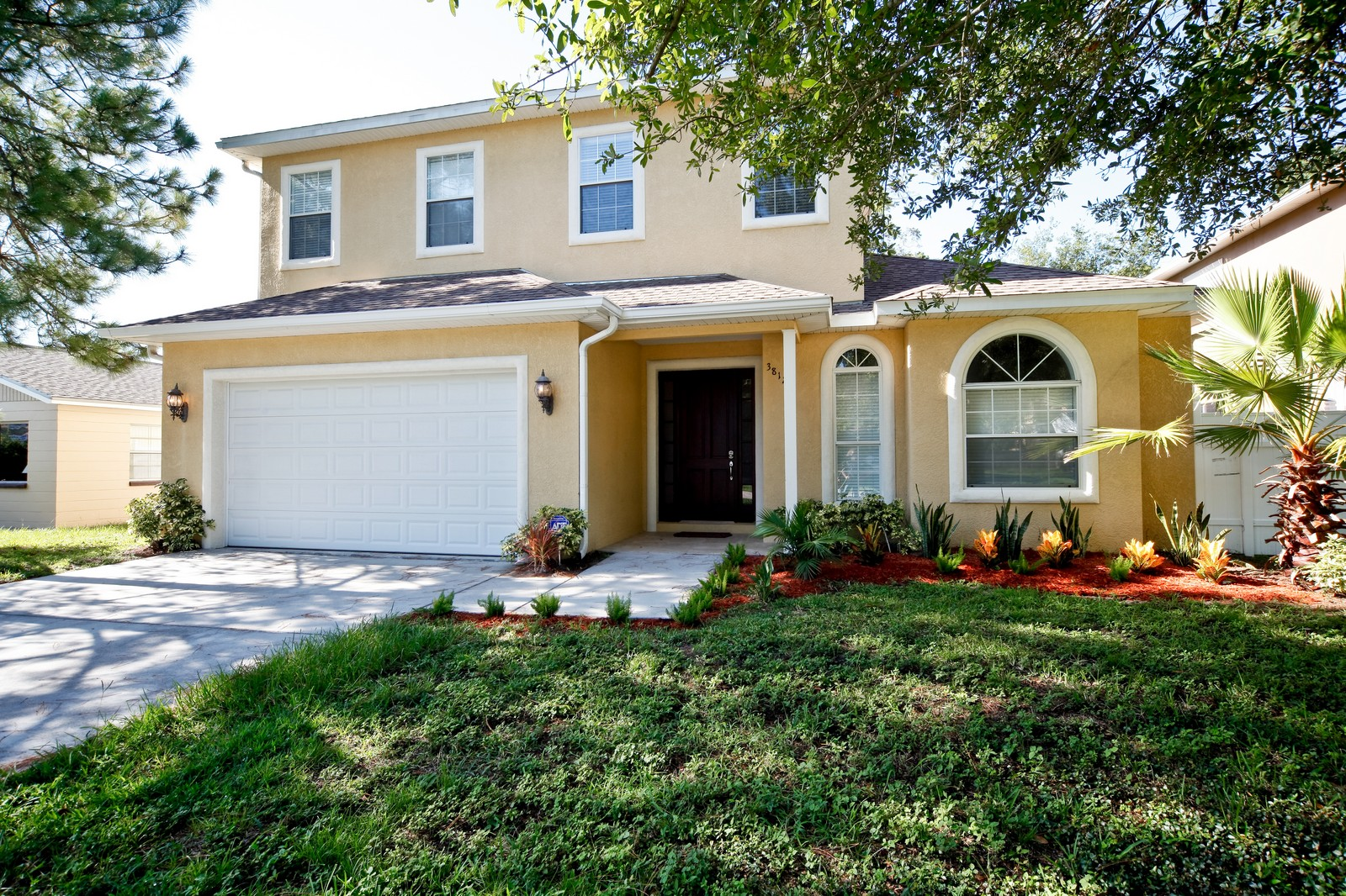 Real Estate Photography - 3812 El Prado Blvd, Tampa, FL, 33629 - Front View